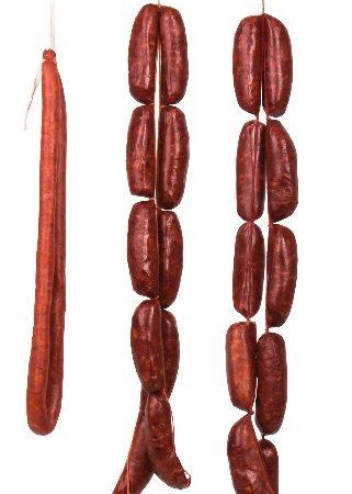 Embotit Semicurat